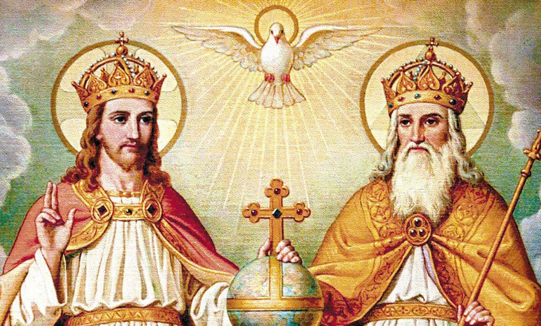 Santíssima Trindade - o maior dogma da Fé Católica - Sociedade da ...
